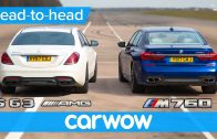 Mercedes-AMG-S63-vs-BMW-M760-DRAG-RACE-ROLLING-RACE-BRAKE-TEST-Head-to-Head